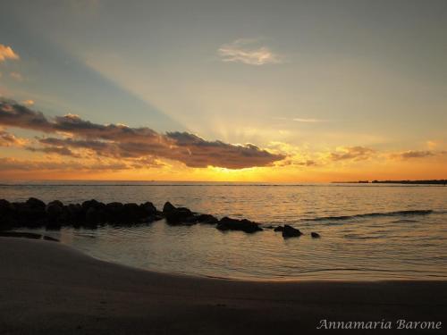 Del mare e degli altri tramonti