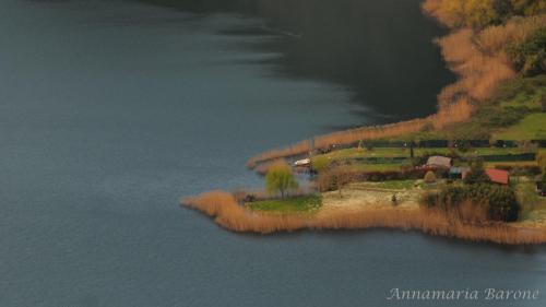 del lago di Nemi e dei suoi incanti
